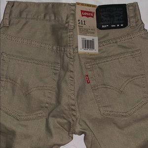 Levi's 511 Slim Tapered Jeans - Boys 26x26